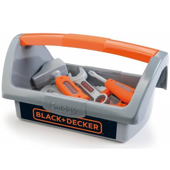 Smoby - Black & Decker - Tool Box incl Tools (I-7360101)