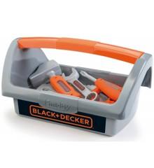 Smoby - Black & Decker - Værktøjskasse