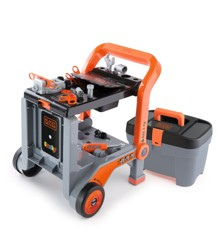 Smoby - Black & Decker - Workmate + Box (I-7360202)