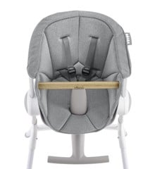 Béaba - Up&Down High Chair Cushion - Grey