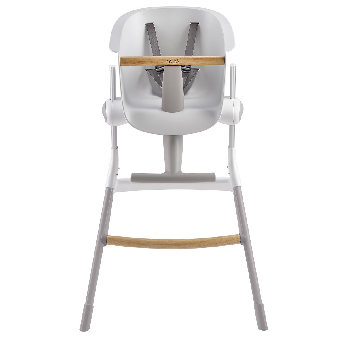 Béaba - High Chair Up&Down - Grey/White