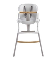 Béaba - High Chair Up & Down - Grey/White