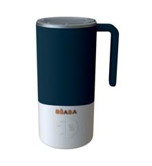 Béaba - Milk Prep Mælkevarmer - Hvid/Blå