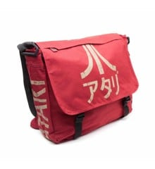 Atari - Dark Red Messenger Bag