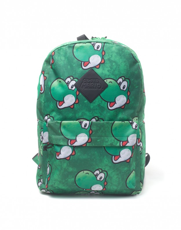 Nintendo - Yoshi Face Sublimation Print Backpack