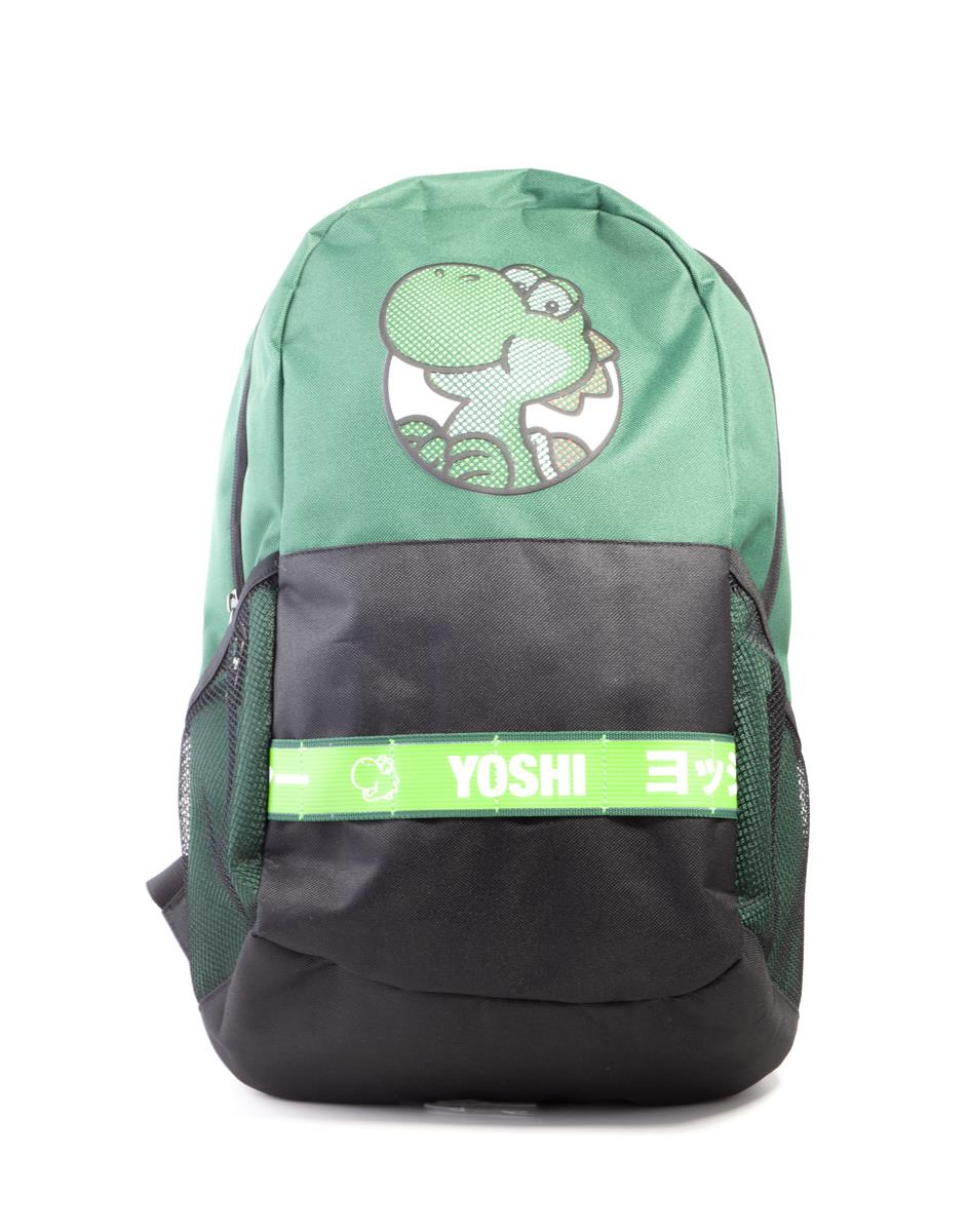 Nintendo - Super Mario Yoshi Taped Backpack