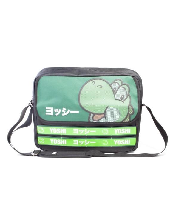 Nintendo - Super Mario Yoshi Taped Messenger Bag