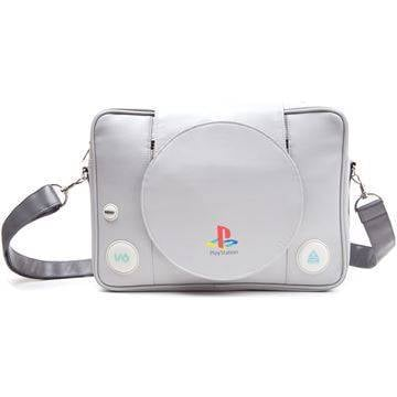 Playstation Shaped Messenger Bag