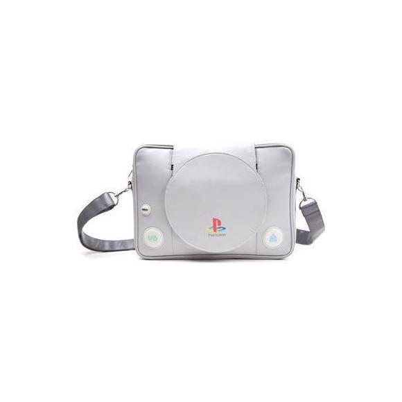 Playstation Shaped Messenger Bag