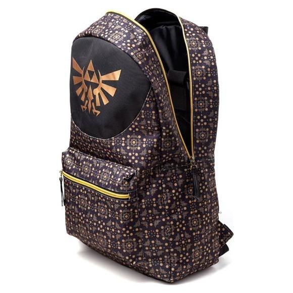 Zelda - Allover Printed Backpack
