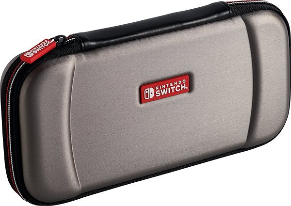 Nintendo Switch Big Ben Game Traveler Deluxe Travel Case Titanium