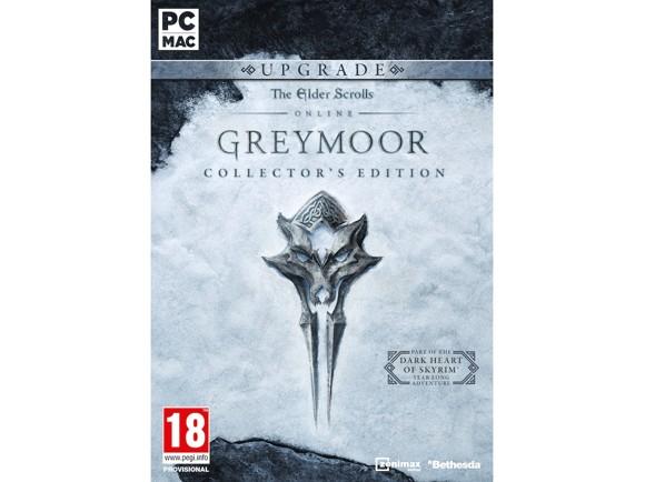 The Elder Scrolls: Online Greymoor Collector Edition Upgrade