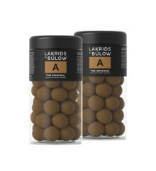 Lakrids By Bülow - 2 x Regular A - The Orginal 295 g