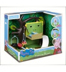 Peppa Pig - Træhus Legesæt (905-04126)