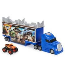 Monster Jam - 1:64 Hauler Playset (6058258)