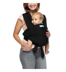 Moby - Fit Hybrid Baby Carrier, Black