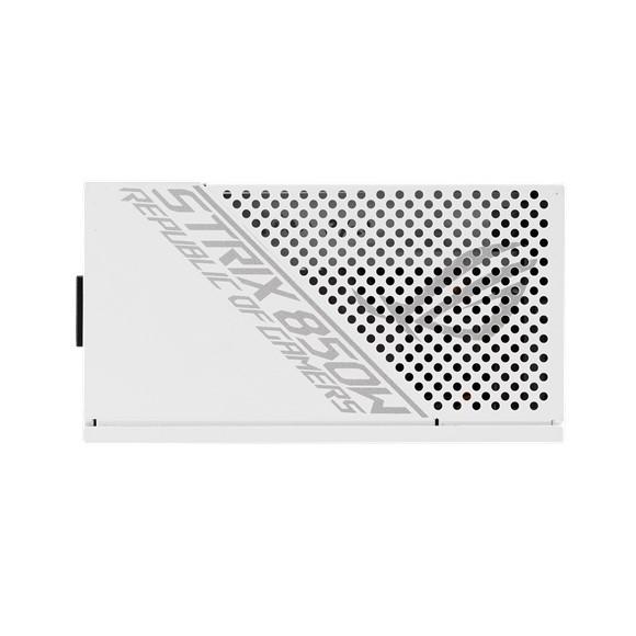 Asus - Rog Strix 850G Power Supply White Edition