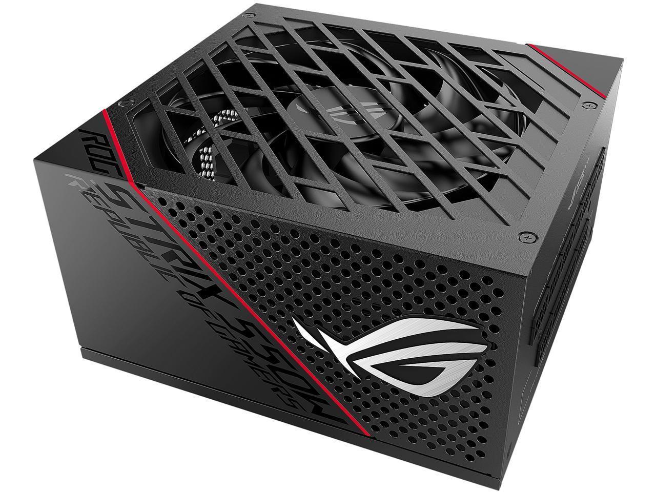 Asus - Rog Strix Gold 550G Power Supply Unit