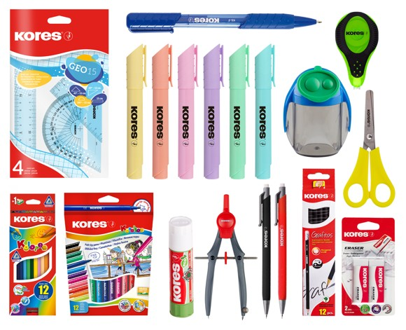 Kores in a Box - Back to School