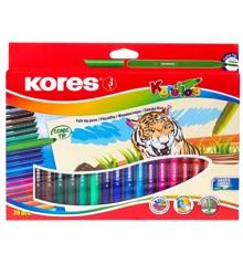 Kores - Korellos - 20 Felt Tip Pens (29042)
