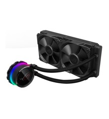 Asus - Rog Ryuo 240 all-in-one liquid CPU cooler