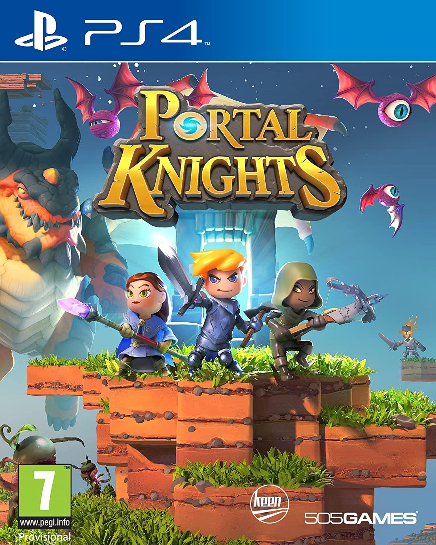 Bilde av Portal Knights (uk/arabic)