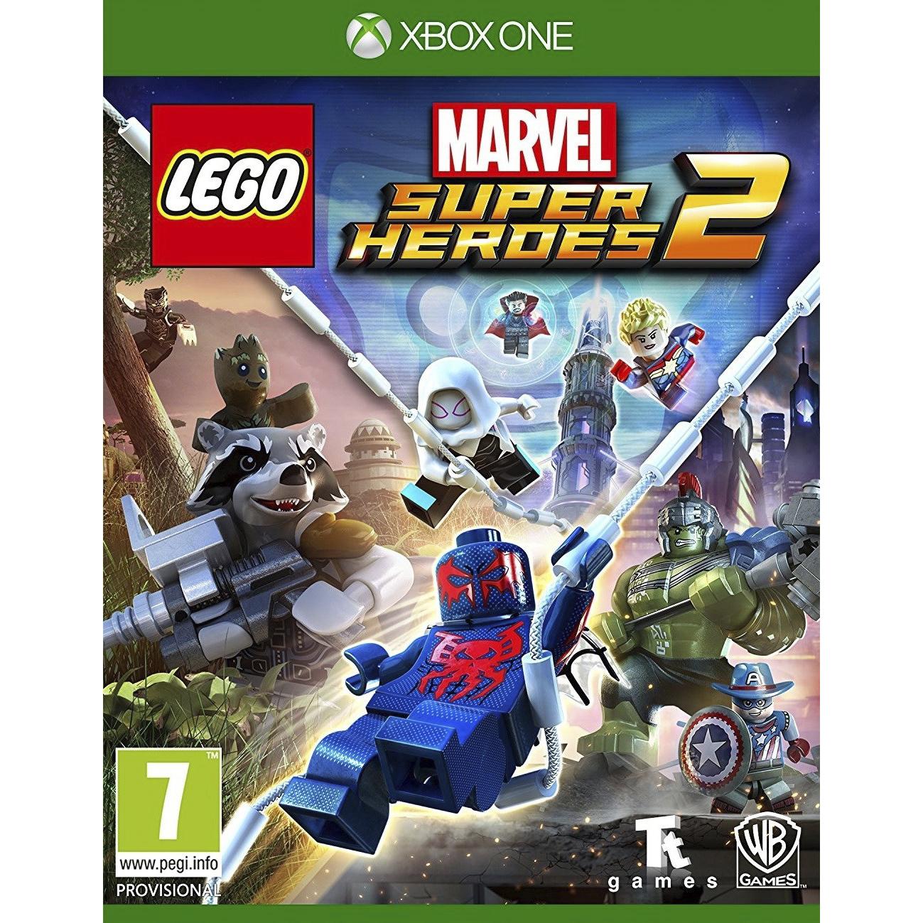 LEGO Marvel Super Heroes 2 (Arabic)