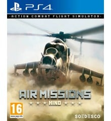 Air missions Hind (UK/Arabic)
