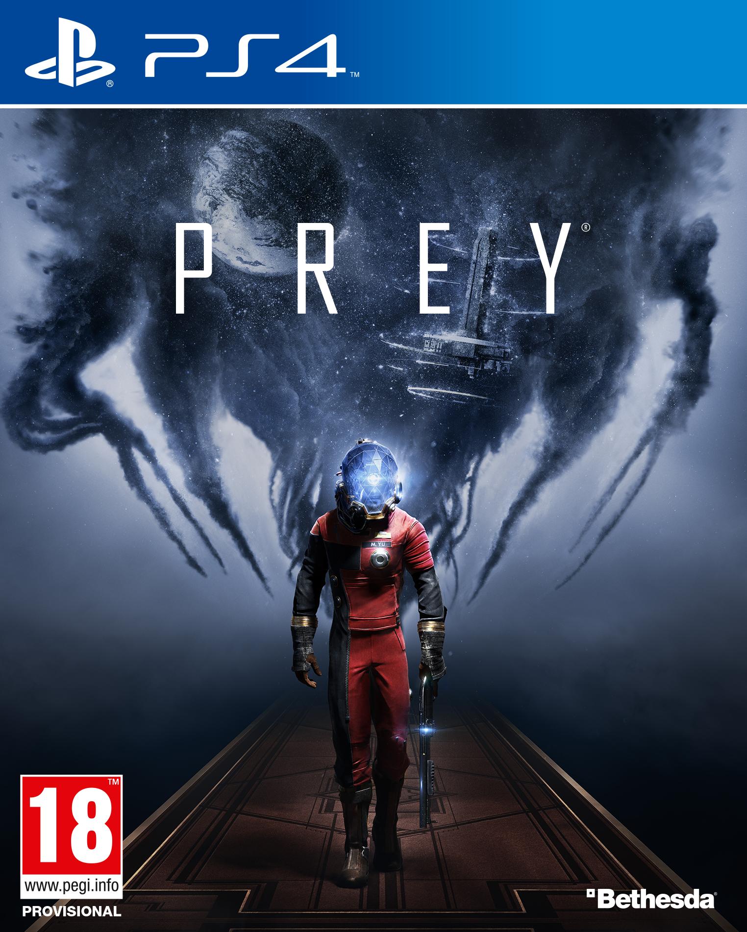 Prey (NL/FR)