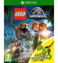 LEGO: Jurassic World (Figure Included)