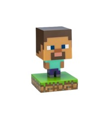 Minecraft - Steve Icon Light