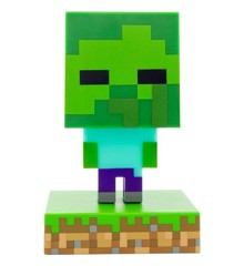 Minecraft - Zombie Icon Light