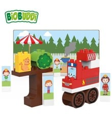 BioBuddi - Town - Fire Truck (BB-0127)