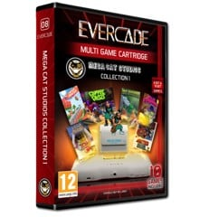 Blaze Evercade MegaCat Cart 1 EFIGS