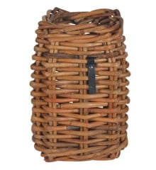 A2 Living - Rattan Square Flower Basket 27 x 27 x 40 cm - Mini (20101)