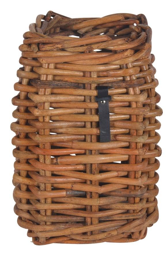 A2 Living - Rattan Square Flower Basket 27 x 27 x 40 cm - Mini (20101)