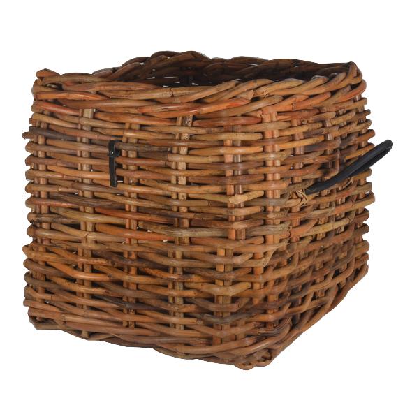 A2 Living - Rattan Square Flower Basket 59 x 59 x 50 cm - Mega Low (20104A)