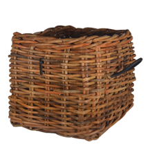 A2 Living - Rattan Square Flower Basket 59 x 59 x 50 cm - Mega Low (20104A)