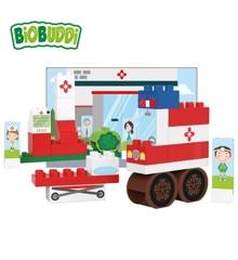 BioBuddi - Town Byggesæt - Hospital