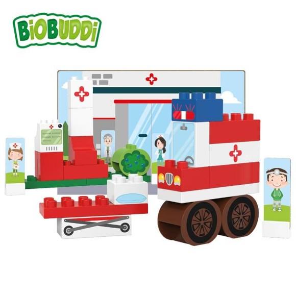 BioBuddi - Town - Hospital (BB-0131)