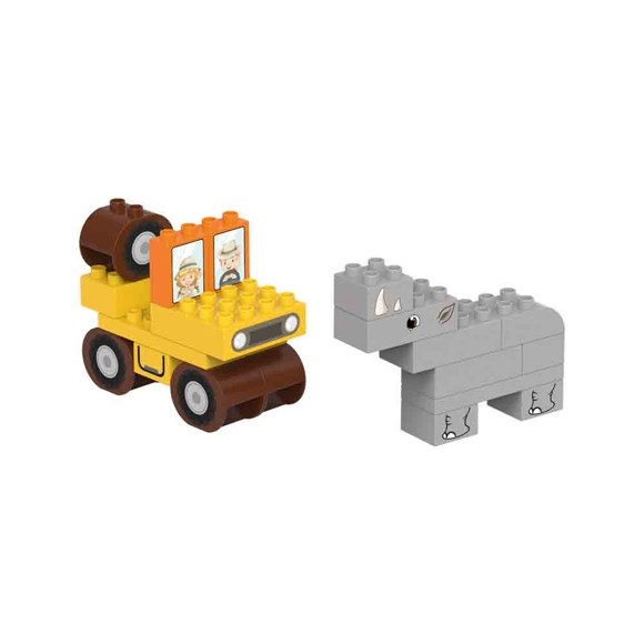 BioBuddi - Animal Planet - Jeep (BB-0212)