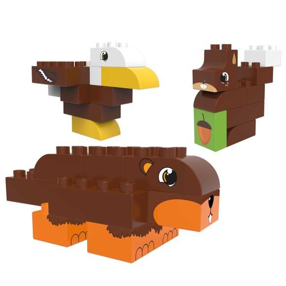 BioBuddi - Wildlife - Skovdyr