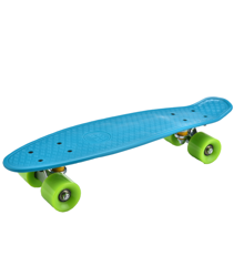 Playfun - Small Skateboard - Blue