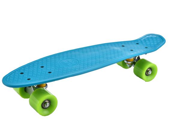 Playfun - Small Skateboard - Blue
