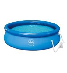 Swing Pool - Pool with Cartridge Filter Pump 366cm 5600liter