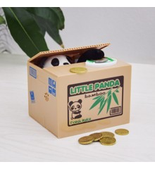 Panda Mønt Bank