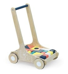 Vilac - Blocks cart (1061)