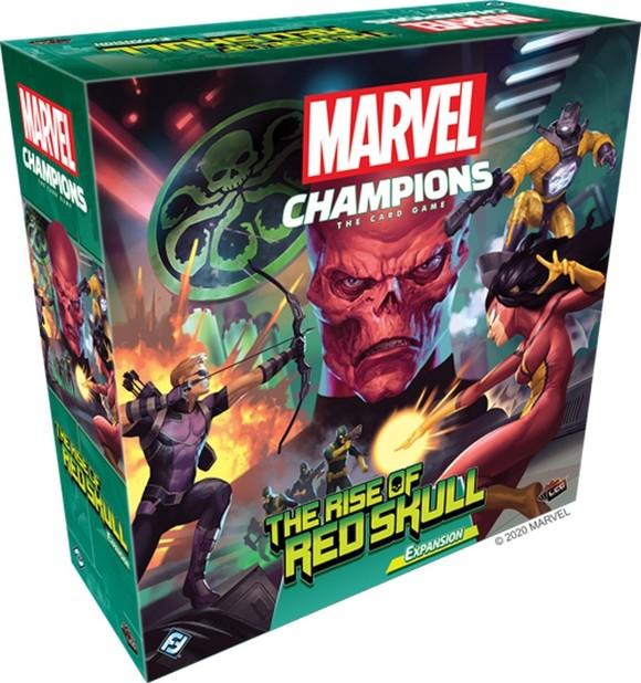 Marvel Champions - Rise of The Red Skull (FMC10EN)