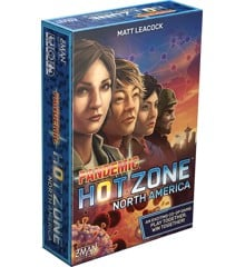 Pandemic - Hot Zone North America (Nordisk)
