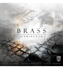 Brass Birmingham - Boardgame (English) (ROX402)